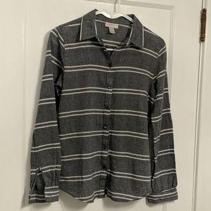 LOFT longsleeve blouse